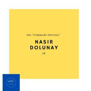Das Grimmsche Interview Nasir Dolunay 5c